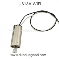 UdiR/C U818A WIFI Quadcopter parts, Motor black white, UDI FPV Drone