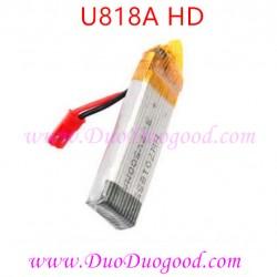 UdiR/C U818A HD Quadcopter Upgrade camera, 3.7V Battery, UDI 6-AXIS Drone