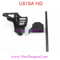 UdiR/C U818A HD Quadcopter Upgrade camera, metal pipe and fixing, UDI Drone
