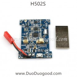 Hubsan H502S GPS Drone parts, Receiver Board, FPV real-time image Quadcopter