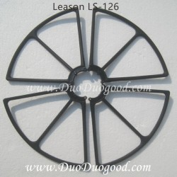 Lian Sheng LS-126 Leason Quadcopter repair parts, Propellers guards, LS-Model LS126 WIFI FPV Drone