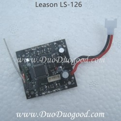 Lian Sheng LS-126 Leason Done repair parts, Receiver board, LS-Model LS126 WIFI FPV quadcopter