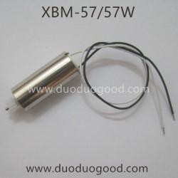 Xiao Bai Ma XBM-57 Drone Parts, Motor Black wire, T-smart XBM-57W WIFI FPV Quadcopter