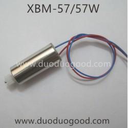 Xiao Bai Ma XBM-57 Drone Parts, Motor B, T-smart XBM-57W WIFI FPV Quadcopter