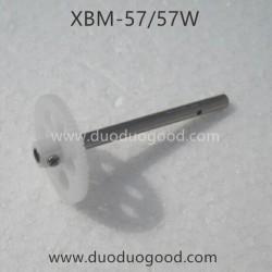 Xiao Bai Ma XBM-57 Drone Parts, big gear, T-smart XBM-57W WIFI FPV Quadcopter