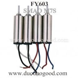 FAYEE FY603 Quadcopter Parts, Motor, Smart EGG SAMO M7S altitude hold