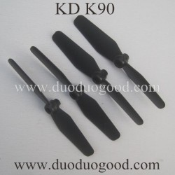 KAI DENG K90 Pantonma Quadcopter Parts-Battery Black box