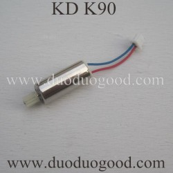KAI DENG K90 Pantonma Mirco Quadcopter Parts-Motor Red wire