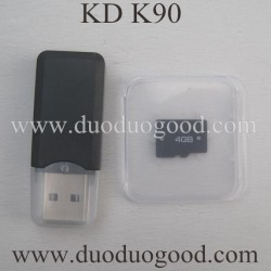 KAI DENG K90 Pantonma Mirco Quadcopter Parts-Reader Card