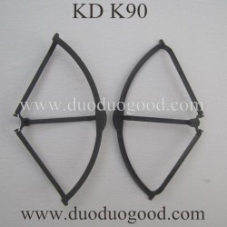 KAI DENG K90 Pantonma Mirco Quadcopter Parts-Blades Guards