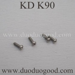 KAI DENG K90 Pantonma Mirco Quadcopter Parts-Blades Screws