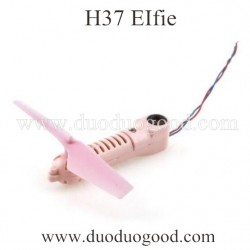 JJRC H37 EIFIE WIFI FPV Quadcopter Parts, Motor Arm blue Pink, selfie Pocket drone