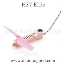 JJRC H37 EIFIE WIFI FPV Quadcopter Parts, Motor Arm blue Pink, selfie Pocket drone