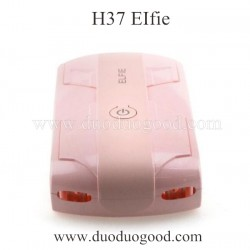 JJRC H37 EIFIE WIFI FPV Quadcopter Parts, Body shell Pink, selfie Pocket drone