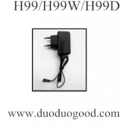 JJRC H99 H99W H99D Quadcopter Parts, EU Charger, 2.4Ghz wifi fpv rc drone