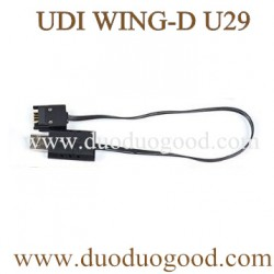 UDI WING-D U29 Drone Parts, USB Charger, UDIRC WIFI FPV with Upgrade Camera
