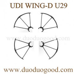UDI WING-D U29 Drone Parts, Blades Guards, UDIRC WIFI FPV with Upgrade Camera