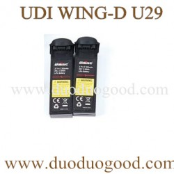 UDI WING-D U29 Drone Parts, Battery 350mah, UDIRC WIFI FPV with Upgrade Camera