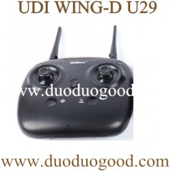 UDI WING-D U29 Drone Parts, Transmitter, UDIRC WIFI FPV with Upgrade Camera