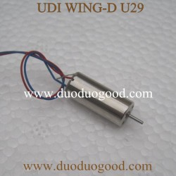 UDI WING-D U29 Drone Parts, Motor A, UDIRC WIFI FPV with Upgrade Camera