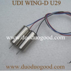 UDI WING-D U29 Drone Parts, Motor AB, UDIRC WIFI FPV with Upgrade Camera