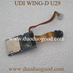 UDI WING-D U29 Drone Parts, Camera board, UDIRC WIFI FPV with Upgrade Camera