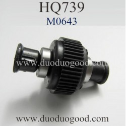 HuanQi HQ739 Car Parts, Differential M0643, HQtoys HQ-739 1/10 Scale Racing