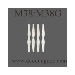 BO MING Toys M38 WIFI FPV Quadcopter Parts, Blades, BoMing M38W