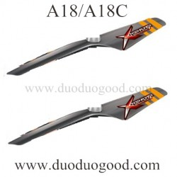 Attop Toys A18 A18C Quadcopter Parts, Main Blades, YADE YD-A18 Drone with Gyro
