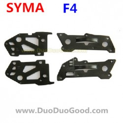 SYMA F4 Helicopter Parts, Iron Plates, Symatoys F4 ASSAULT 2.4Ghz RC helikopter