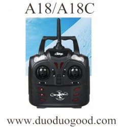 Attop Toys A18 A18C Quadcopter Parts, Controller, YADE YD-A18 Drone with Gyro