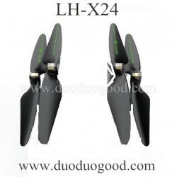 Lead Honor LH-X24 Quadcopter parts, Propellers, Folding wifi fpv Drone