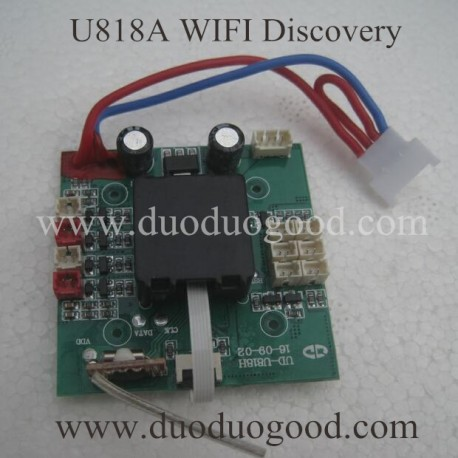 UdiR/C U818A WIFI Quadcopter parts, Receiver board, UDI FPV Drone