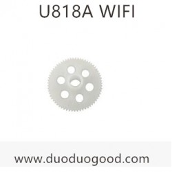 UdiR/C U818A WIFI Quadcopter parts, Big Gear with pipe, UDI FPV Drone