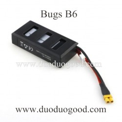 MJX BUGS B6 Quadcopter Spare parts, Li Battery, Headless mode with Camera