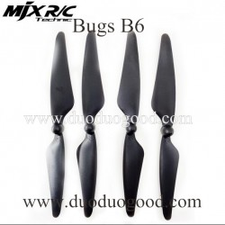 MJX BUGS B6 Quadcopter Spare parts, Blades, Headless mode with Camera