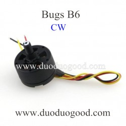 MJX BUGS B6 Quadcopter Spare parts, CW Motor, Headless mode with Camera