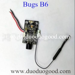 MJX BUGS B6 Quadcopter Spare parts, Receiver Board, Headless mode with Camera