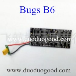 MJX BUGS B6 Quadcopter Spare parts, ESC Board, Headless mode with Camera