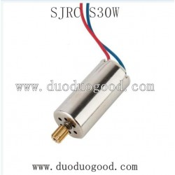 SJRC S30W GPS Drone Parts-Motor with blue and Red wire