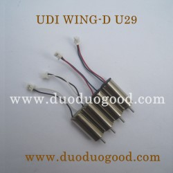 UDI WING-D U29 Drone Parts, Motor, UDIRC WIFI FPV with Upgrade Camera