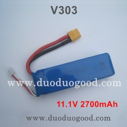 Wltoys V303 Quadrocopter Seeker Parts, 11.1V 2700mAh Battery, wlmodel V-303 aerial Quadropter accessories