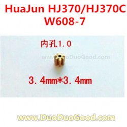 HuaJun Aeromodelling HJ370C Quadcopter, Motor Gear, Hua Jun Pathfinder HJ370 W608-7 rc UFO Parts