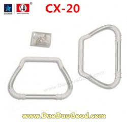 CXhobby CX-20 Quadcopter parts, Landing Skid, cx20 quadrocopter, CX-20C RC UFO 4 axis.