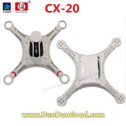 CXhobby CX-20 Quadcopter parts, Body Shell, cx20 quadrocopter, CX-20C RC UFO 4 axis.