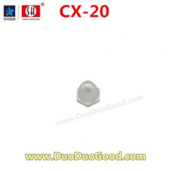 CXhobby CX-20 Quadcopter parts, motor Cover, White, cx20 quadrocopter, CX-20C RC UFO 4 axis.