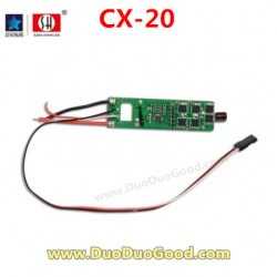 CXhobby CX-20 Quadcopter parts, ESC Board LED RED, cx20 quadrocopter, CX-20C RC UFO 4 axis.