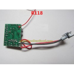 RunQia Toys R118 Helicopter Parts, Receiver Board, PCB board, Run Qia NO.R118 remote control heli Accessories