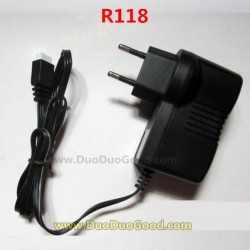 RunQia Toys R118 Helicopter Parts, EU Charger, Run Qia NO.R118 remote control heli Accessories
