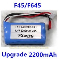 MJX F45 shuttle Helicopter Parts, Power Battery 2200mAh, MJXR/C I-heli F645 remote control Helicopter, F-45 F-645